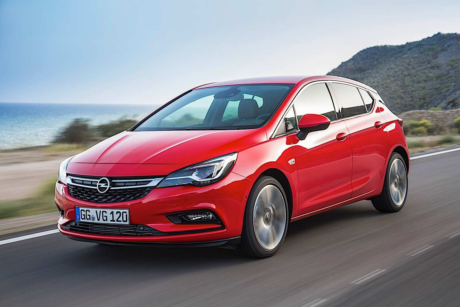 21 New Opel Astra K 2020 Price for Opel Astra K 2020