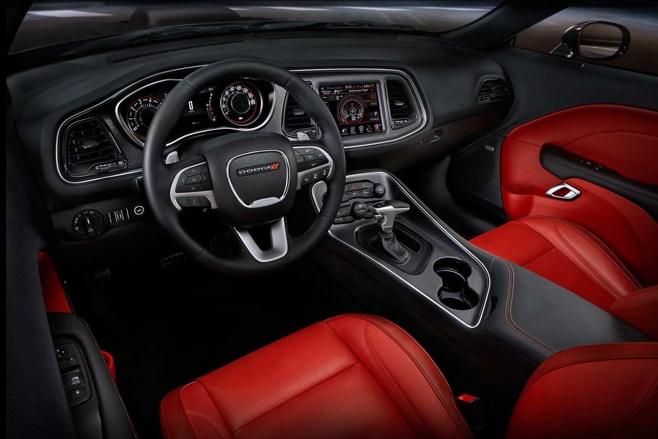 21 The 2020 Dodge Interior Redesign and Concept for 2020 Dodge Interior