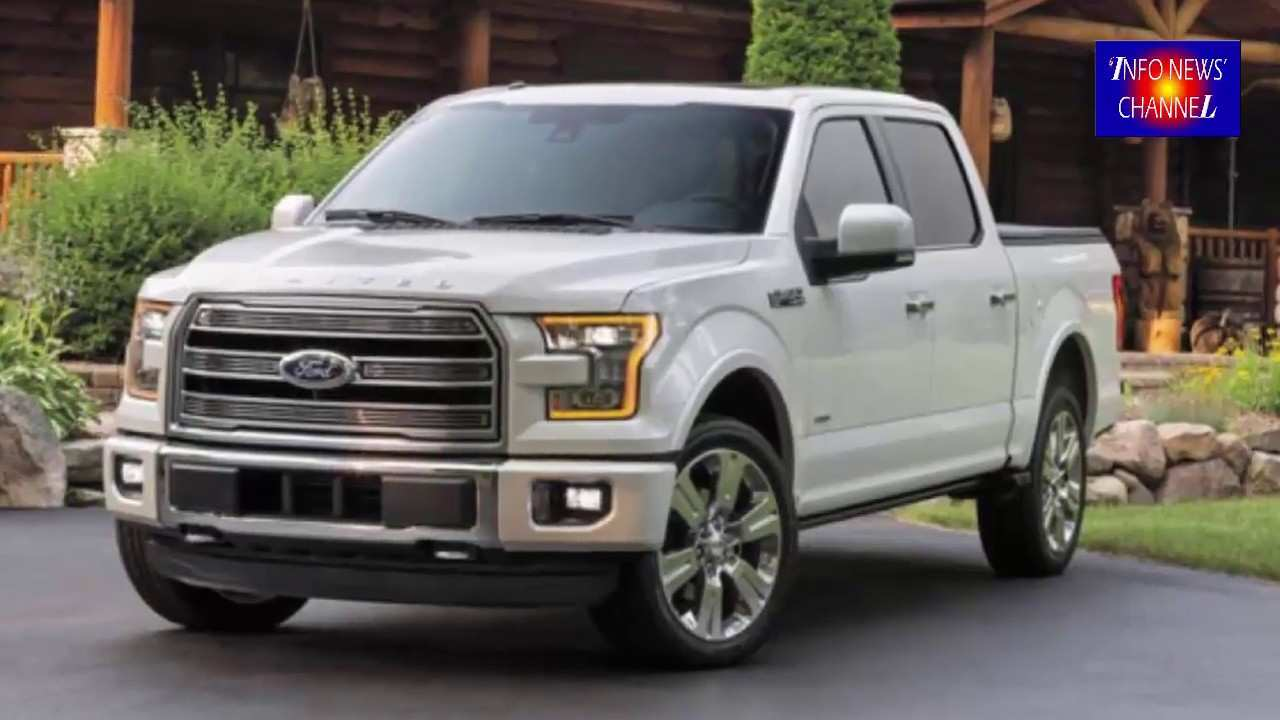 21 The 2020 Ford F150 Concept Exterior and Interior with 2020 Ford F150 Concept