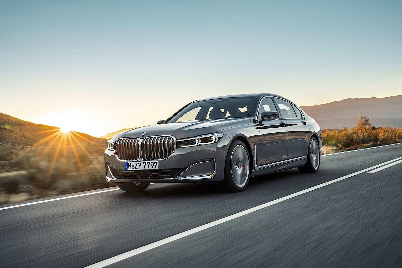 22 All New 2020 BMW 7 Series Lci Images with 2020 BMW 7 Series Lci