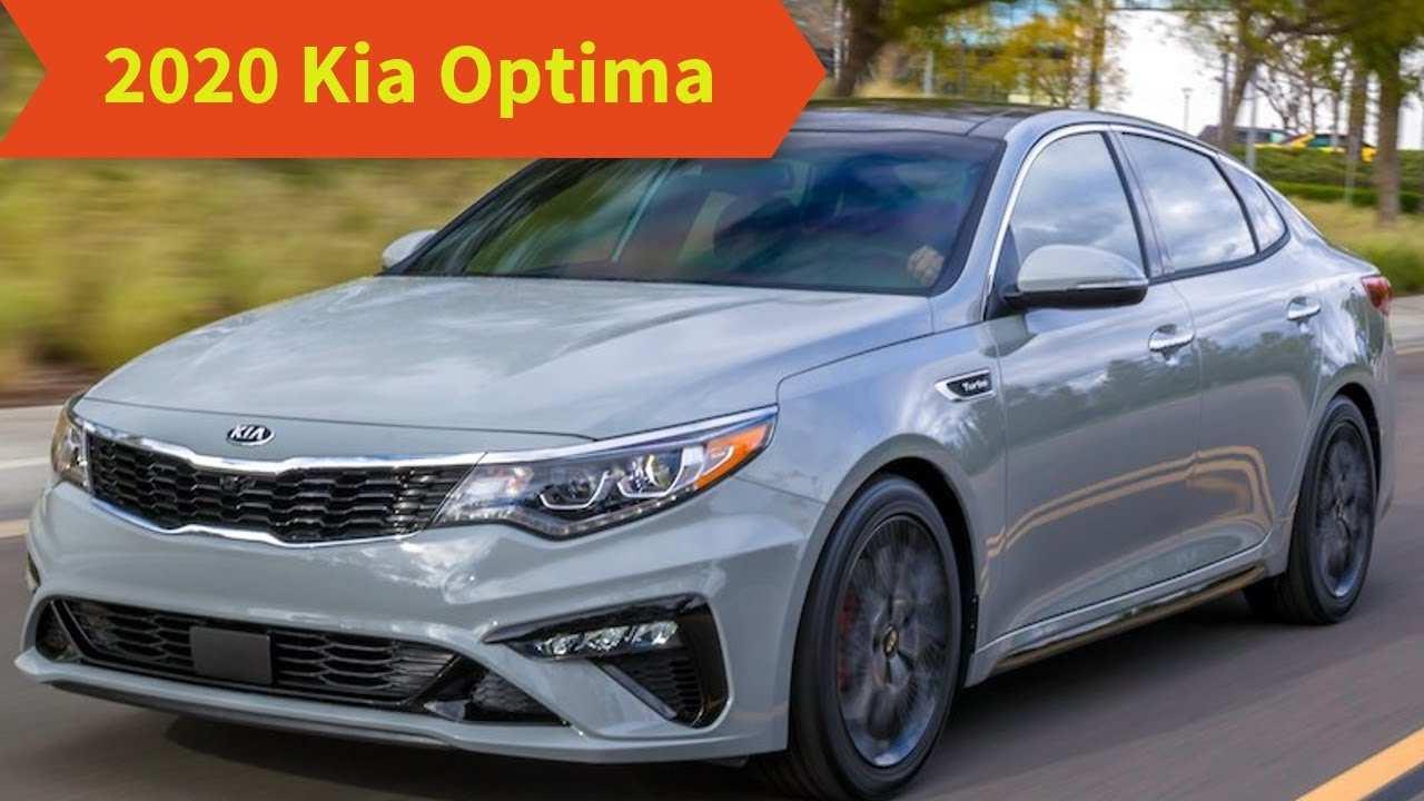 22 All New 2020 Kia Optima Redesign Prices for 2020 Kia Optima Redesign