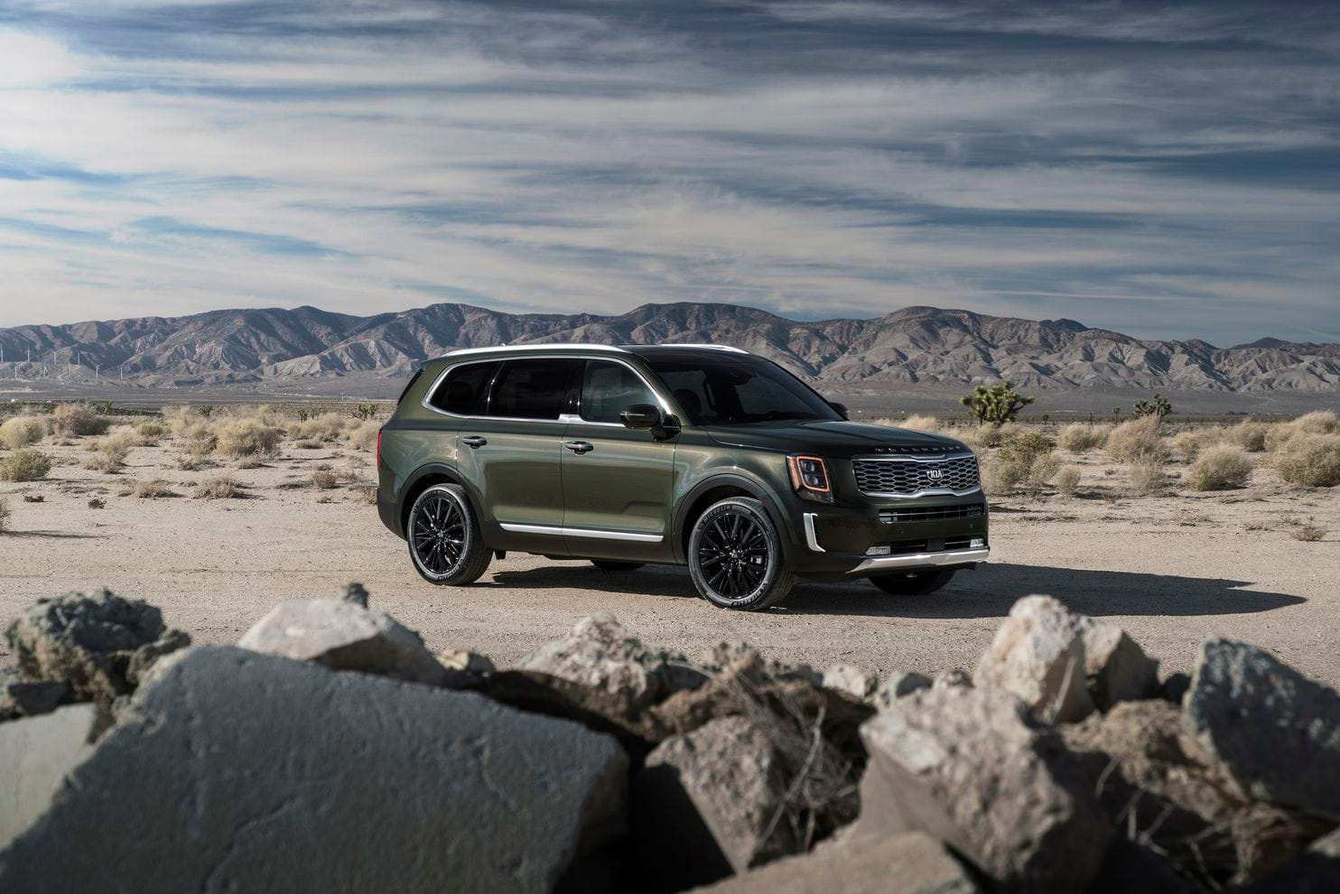 22 All New 2020 Kia Telluride Vs Honda Pilot Performance for 2020 Kia Telluride Vs Honda Pilot