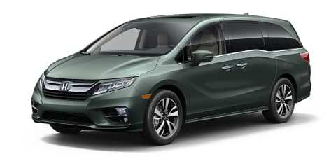22 All New Honda Odyssey 2020 Australia Style with Honda Odyssey 2020 Australia