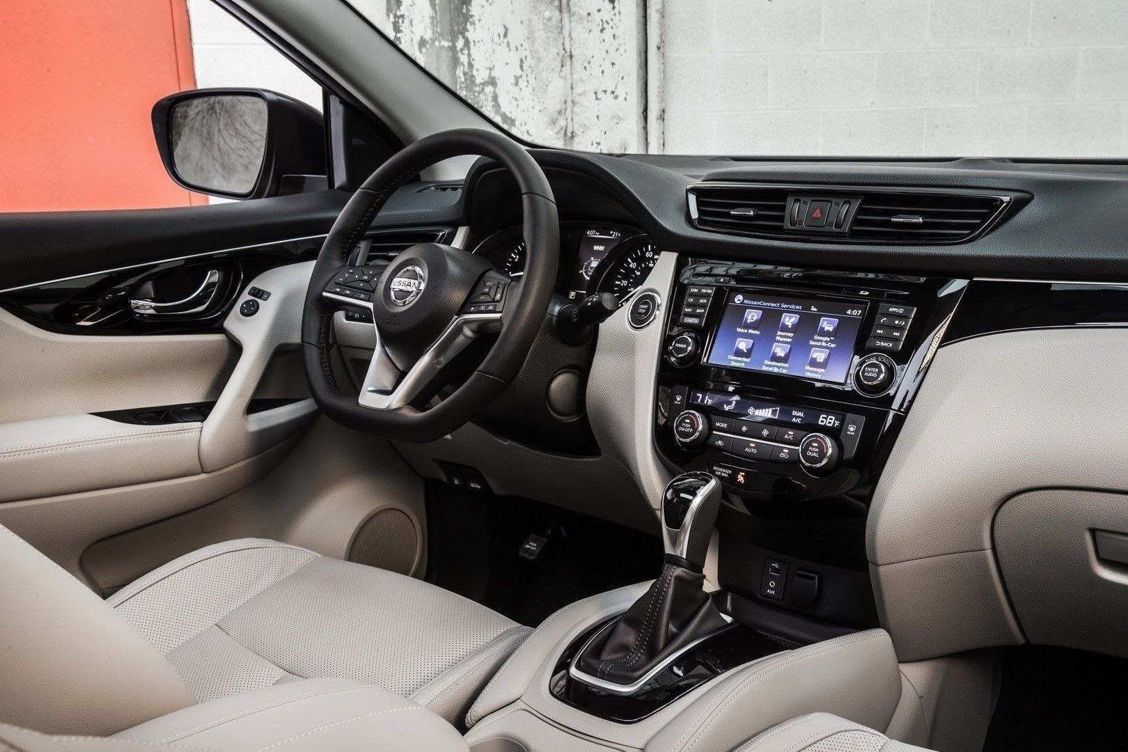 22 All New Nissan Qashqai 2020 Interior Performance by Nissan Qashqai 2020 Interior