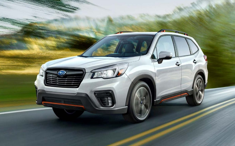 22 All New Subaru Forester Hybrid 2020 Redesign with Subaru Forester Hybrid 2020
