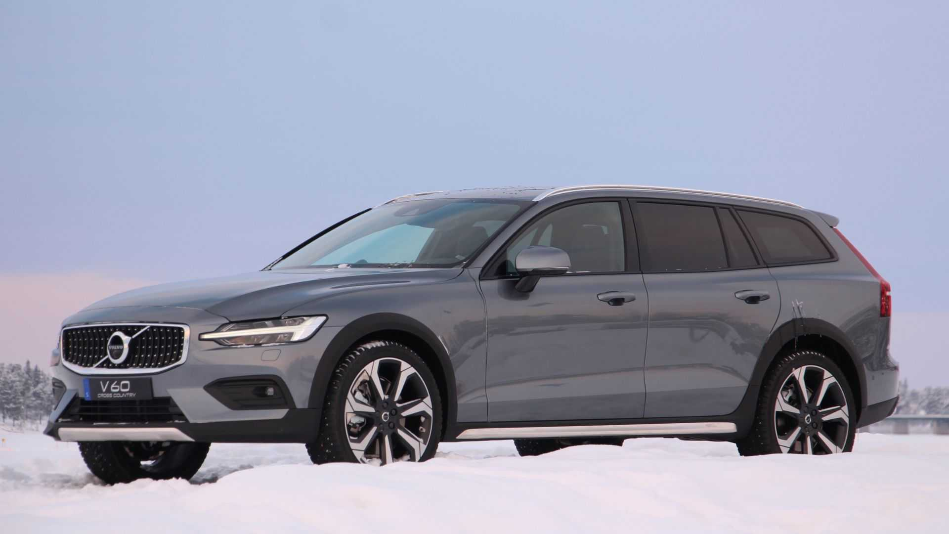 22 All New Volvo V60 Cross Country 2020 Configurations by Volvo V60 Cross Country 2020