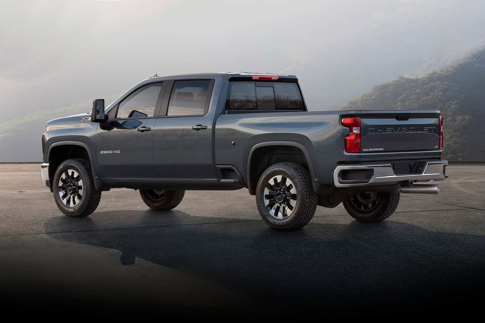 22 Best Review 2020 Chevrolet 2500 Ltz Concept by 2020 Chevrolet 2500 Ltz
