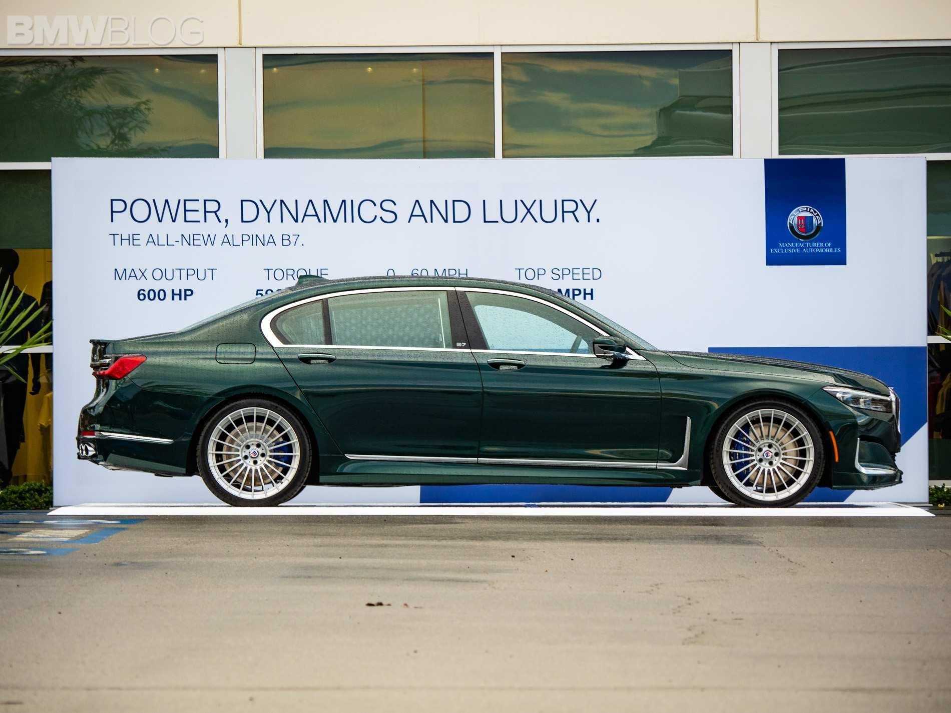 22 Best Review BMW Alpina B7 2020 Price Release with BMW Alpina B7 2020 Price