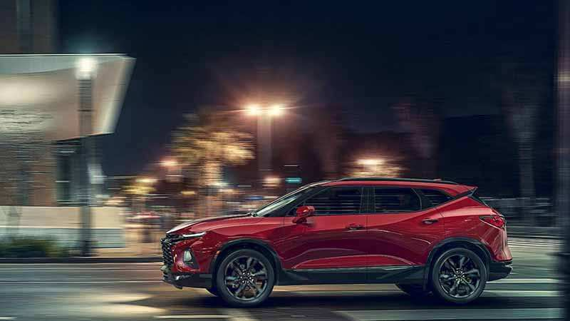 22 Best Review Chevrolet Blazer 2020 Ss With 500Hp Exterior and Interior with Chevrolet Blazer 2020 Ss With 500Hp