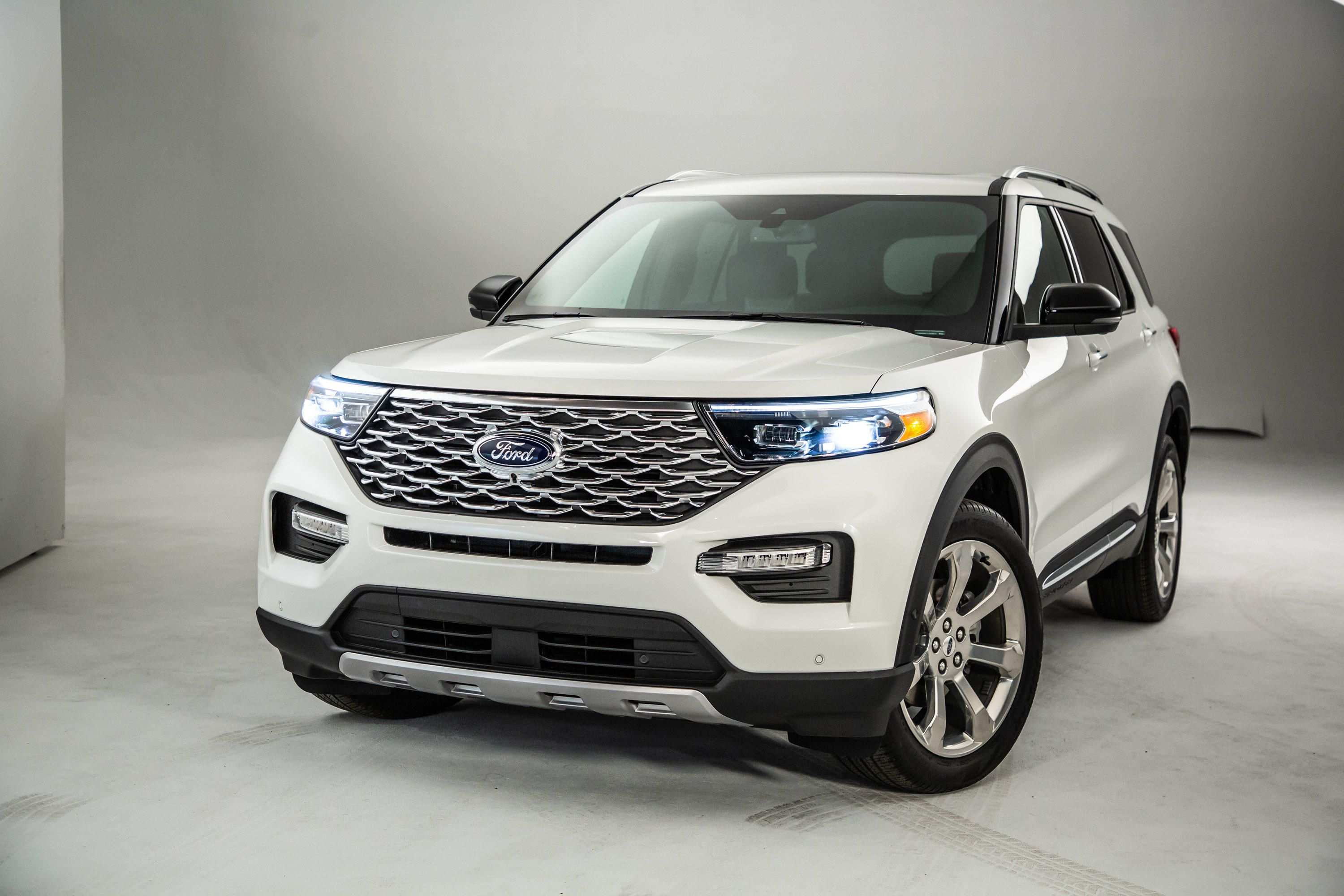22 Best Review Ford New Explorer 2020 Specs and Review with Ford New Explorer 2020