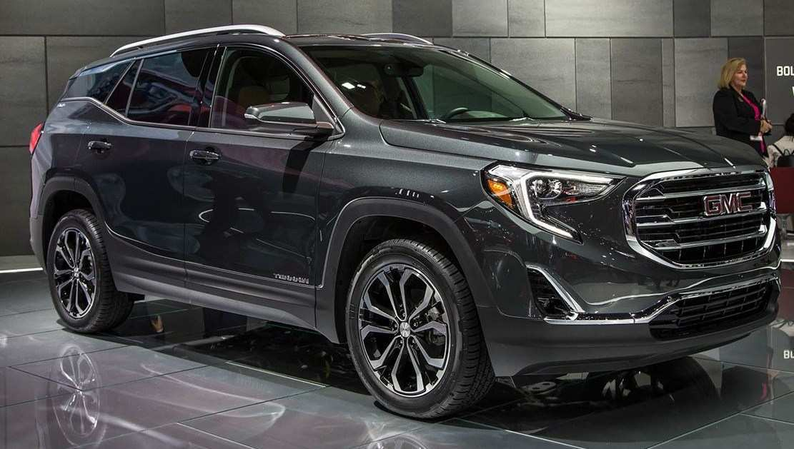 22 Best Review Gmc Suv 2020 Concept by Gmc Suv 2020