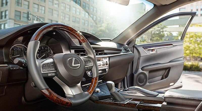22 Best Review Lexus Es 2020 Interior Release with Lexus Es 2020 Interior
