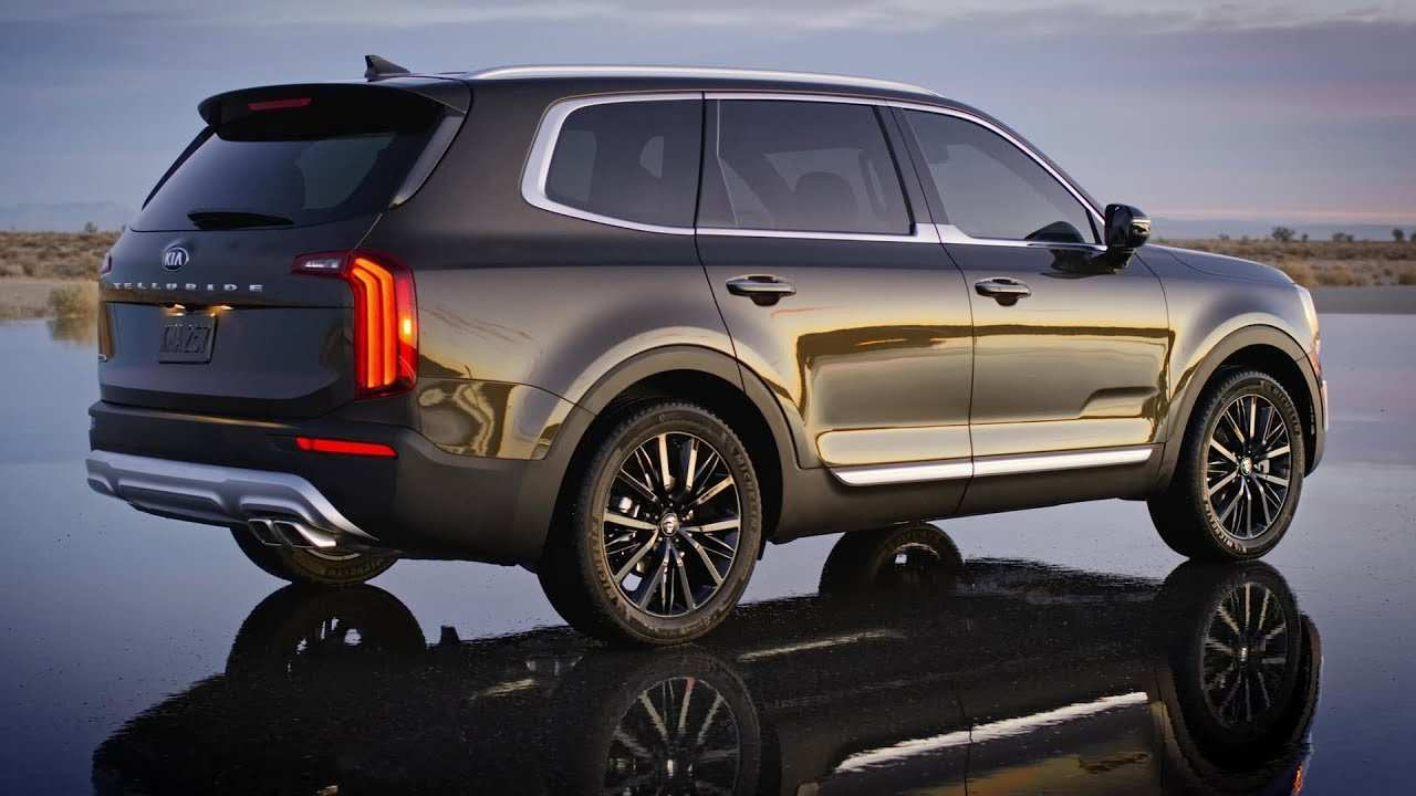 22 Concept of 2020 Kia Telluride Review Youtube Spy Shoot by 2020 Kia Telluride Review Youtube