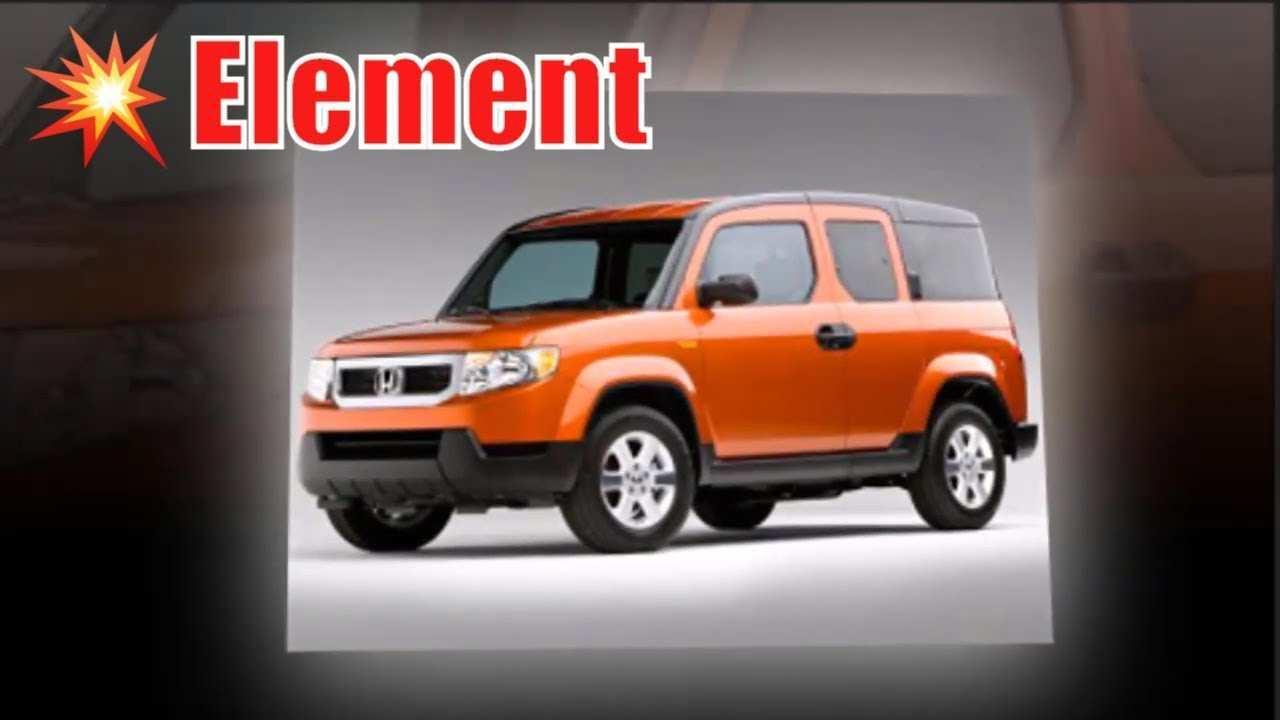 22 Concept of Honda Element 2020 Usa Prices for Honda Element 2020 Usa