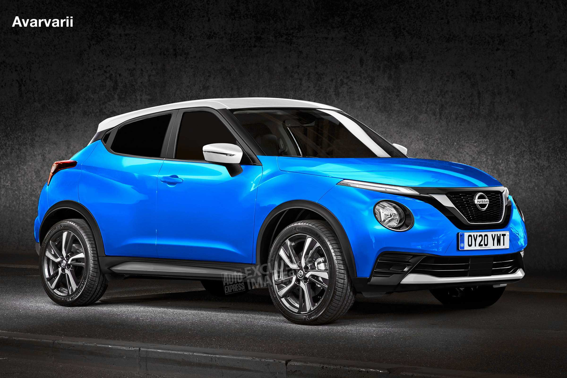 22 Concept of Nissan Juke 2020 Spy Shots Rumors with Nissan Juke 2020 Spy Shots