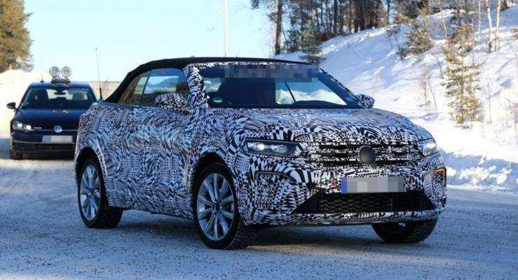 22 Concept of Volkswagen T Roc Cabrio 2020 Performance with Volkswagen T Roc Cabrio 2020