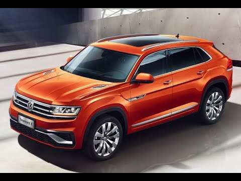 22 Gallery of 2020 Volkswagen Teramont X Model with 2020 Volkswagen Teramont X
