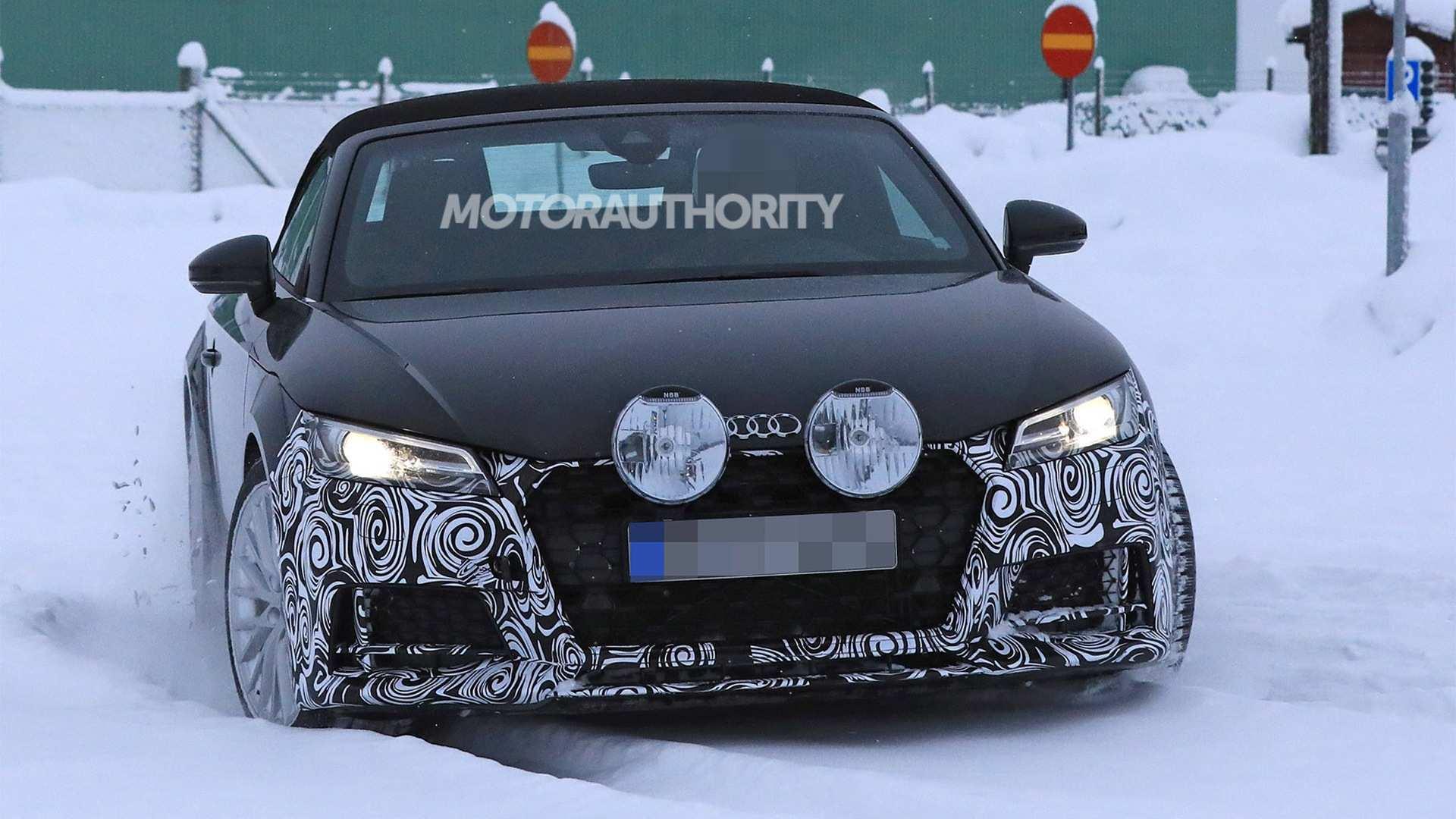 22 Gallery of Audi Tt Convertible 2020 First Drive by Audi Tt Convertible 2020