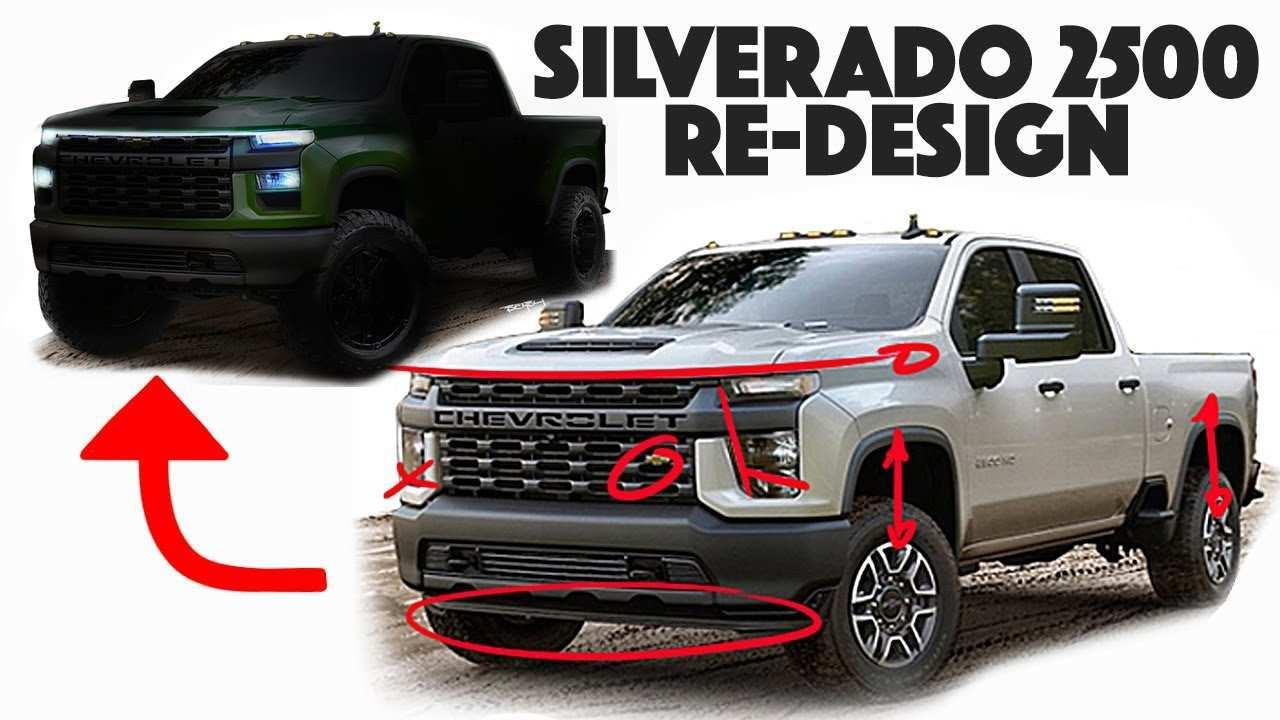 22 Gallery of Chevrolet Silverado 2020 Photoshop Spesification by Chevrolet Silverado 2020 Photoshop