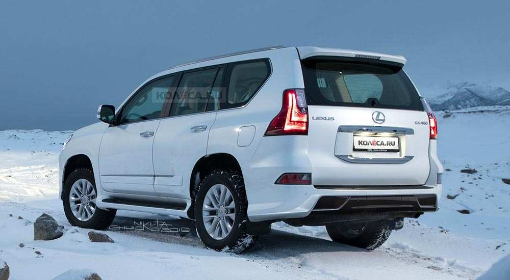 22 Gallery of When Will 2020 Lexus Gx Be Released Exterior by When Will 2020 Lexus Gx Be Released