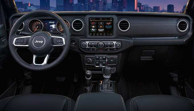 22 Great 2020 Jeep Gladiator Interior Exterior and Interior by 2020 Jeep Gladiator Interior