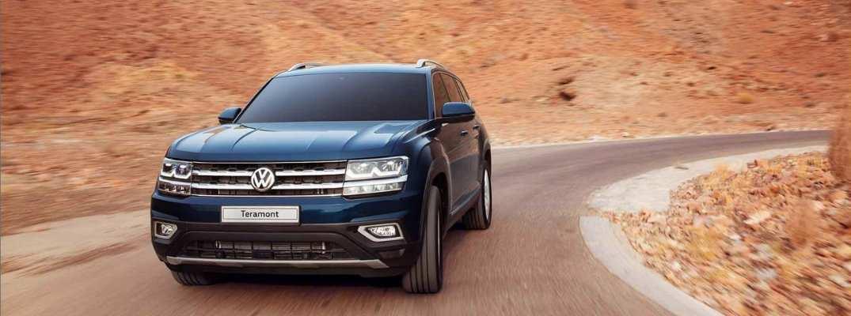 22 Great 2020 Volkswagen Teramont X Configurations by 2020 Volkswagen Teramont X