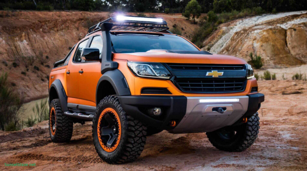 22 New 2020 Chevrolet Colorado Release Date Interior by 2020 Chevrolet Colorado Release Date
