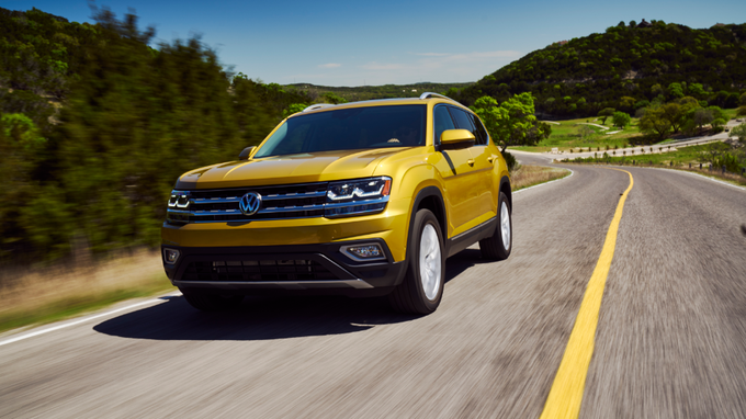 22 New 2020 Volkswagen Atlas Release Date Price and Review with 2020 Volkswagen Atlas Release Date