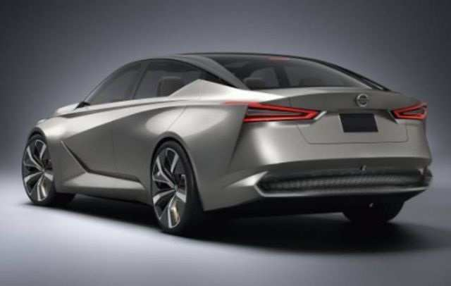 22 New Nissan Maxima Redesign 2020 Configurations by Nissan Maxima Redesign 2020