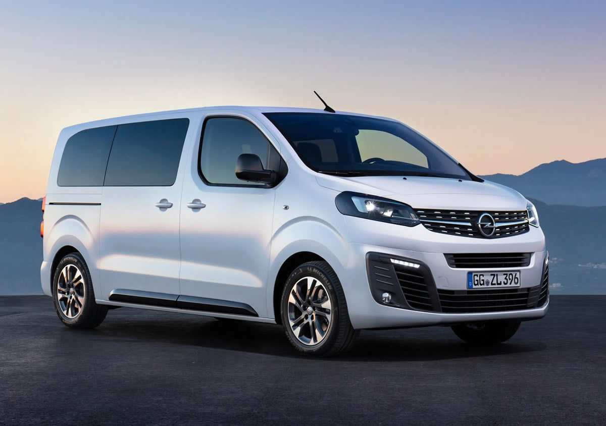 22 New Opel Van 2020 Ratings with Opel Van 2020