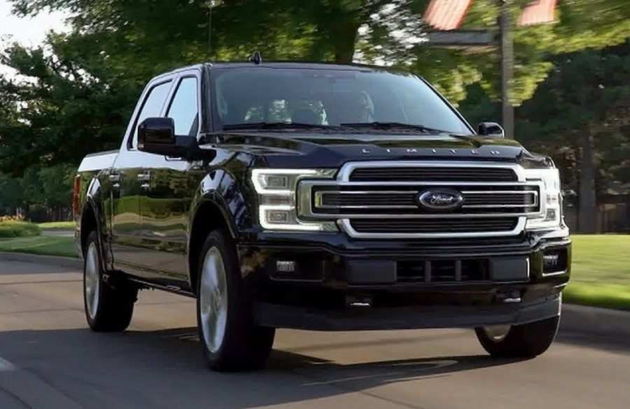 22 The 2020 Ford F 150 Trucks Redesign and Concept for 2020 Ford F 150 Trucks