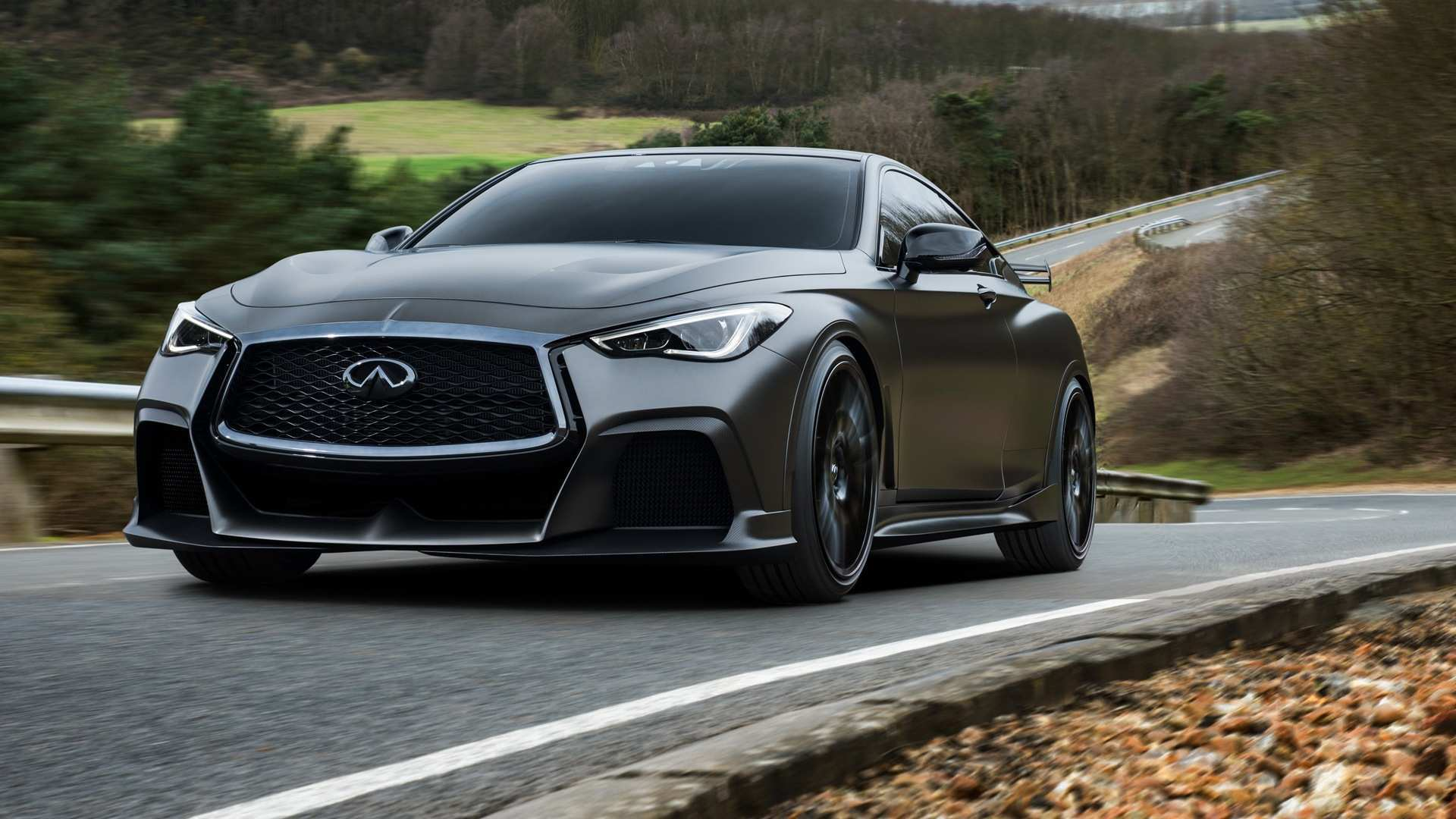 22 The 2020 Infiniti Q60 Project Black S Specs and Review by 2020 Infiniti Q60 Project Black S