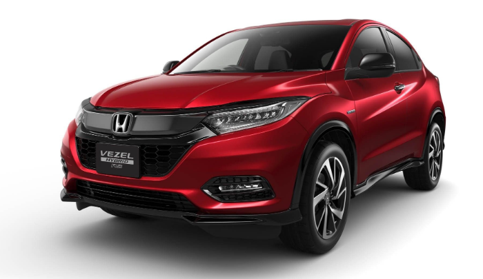 22 The Honda Hrv New Model 2020 Concept with Honda Hrv New Model 2020