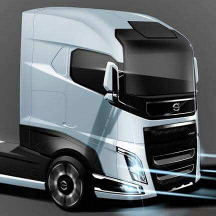 22 The New Volvo Truck 2020 Spy Shoot with New Volvo Truck 2020