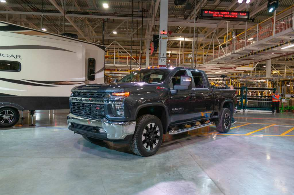 23 All New 2020 Chevrolet 2500 Ltz Speed Test by 2020 Chevrolet 2500 Ltz