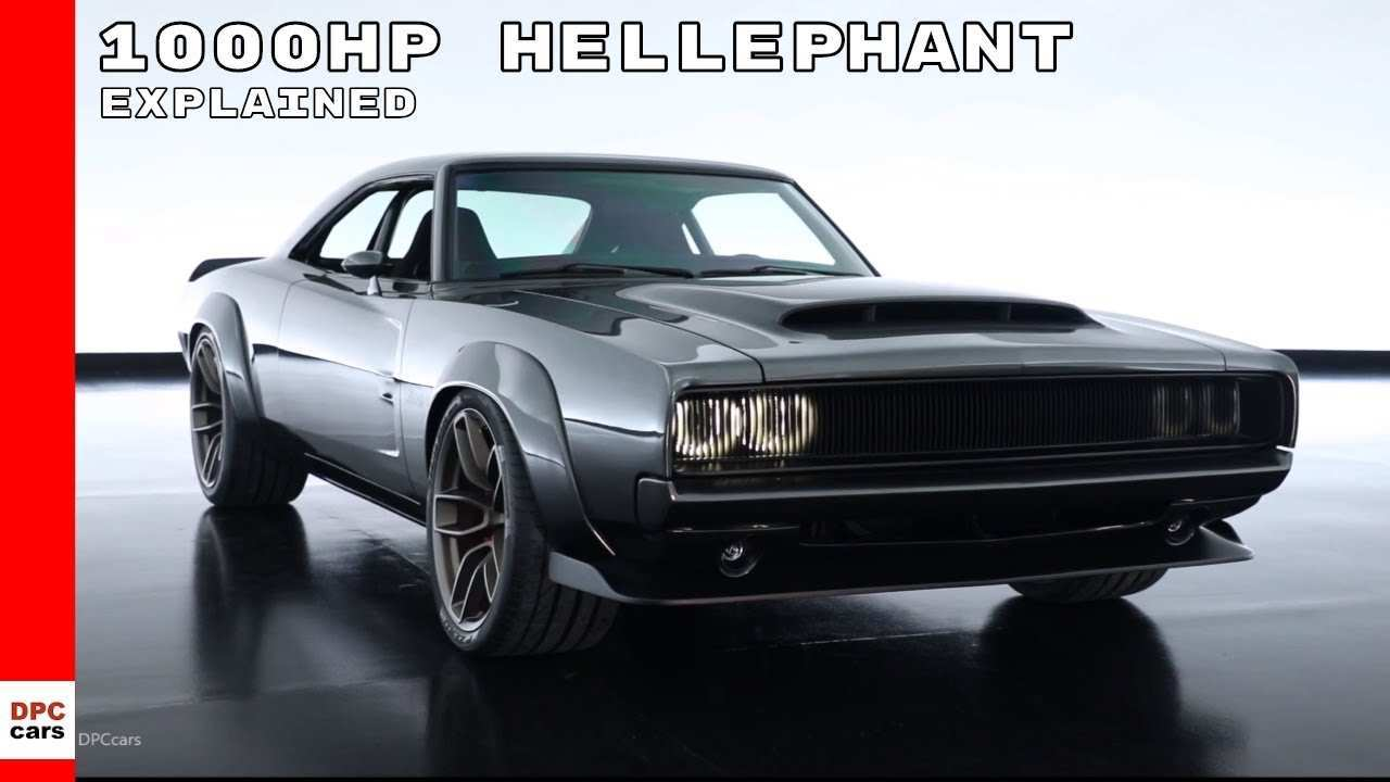 23 All New 2020 Dodge Elephant First Drive by 2020 Dodge Elephant