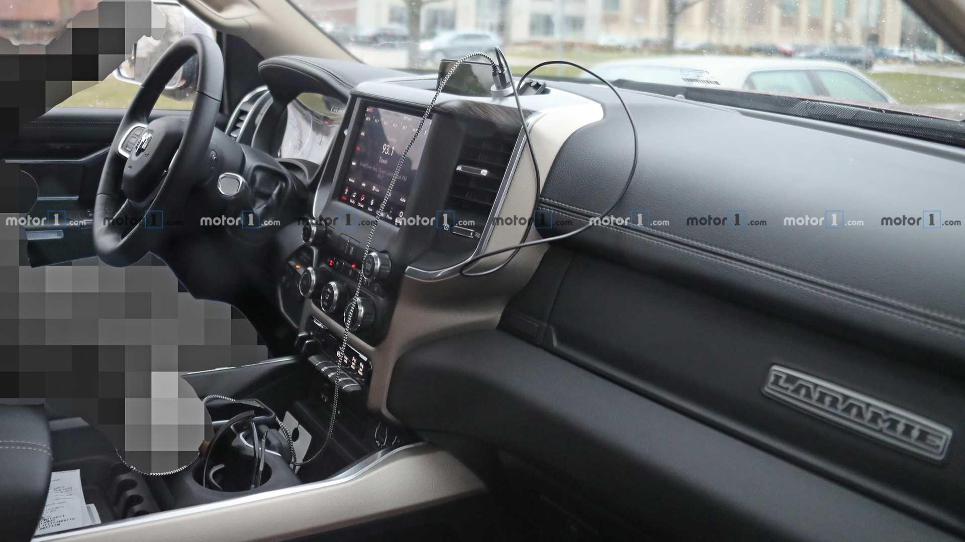 23 All New 2020 Dodge Ram Interior Interior by 2020 Dodge Ram Interior