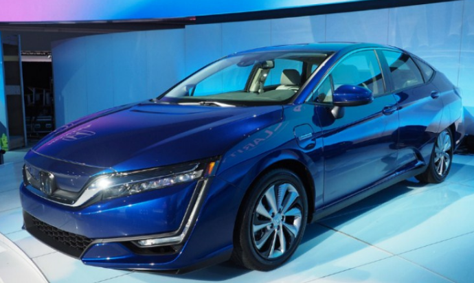 23 All New 2020 Honda Clarity Plug In Hybrid Style by 2020 Honda Clarity Plug In Hybrid