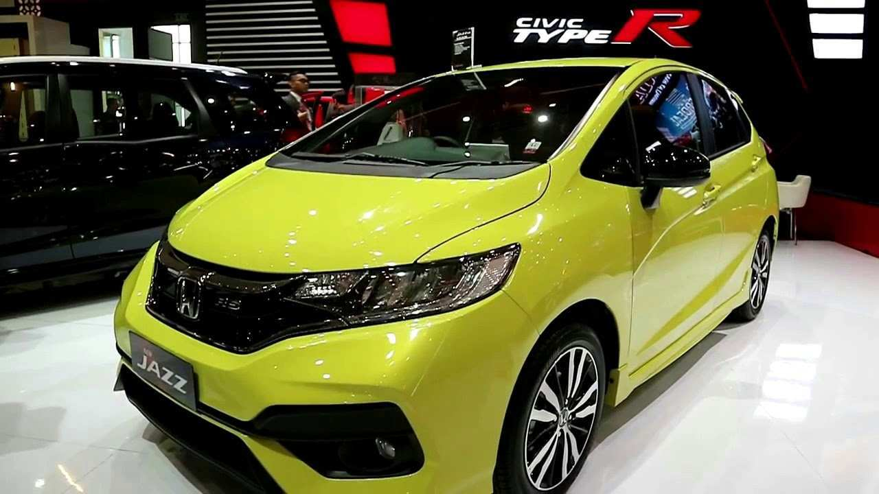 23 All New Honda Jazz New Model 2020 Price for Honda Jazz New Model 2020