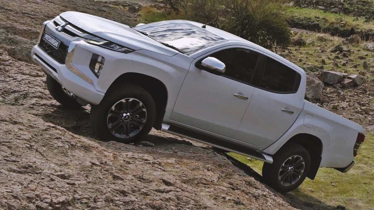 23 All New Mitsubishi Pickup 2020 Configurations by Mitsubishi Pickup 2020