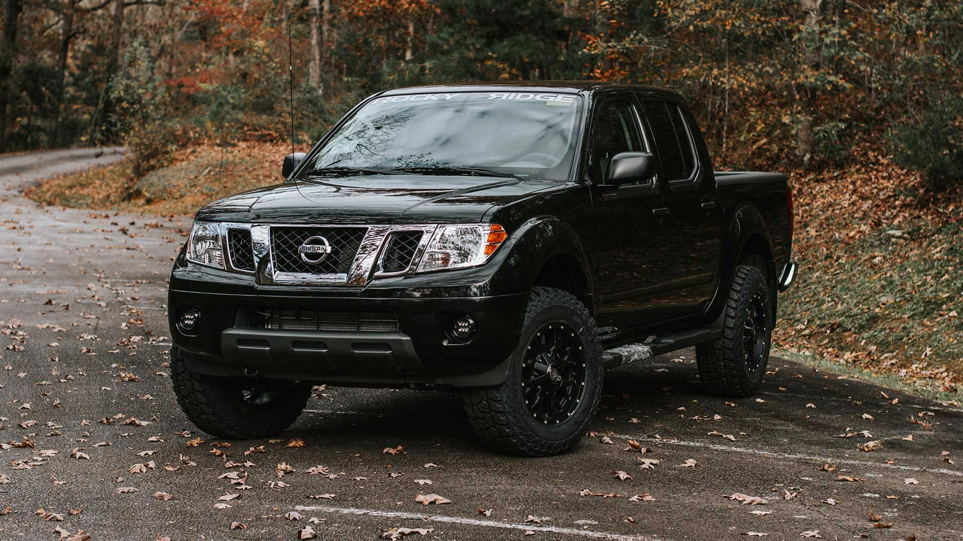 23 All New Nissan Frontier 2020 New Concept for Nissan Frontier 2020