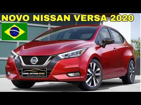 23 All New Nissan Versa 2020 Brasil Reviews with Nissan Versa 2020 Brasil