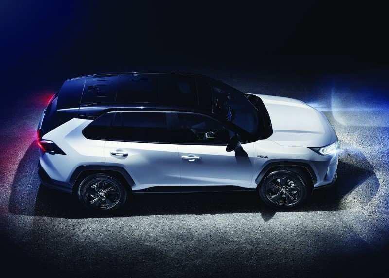 23 All New Toyota Rav4 Hybrid 2020 Exterior by Toyota Rav4 Hybrid 2020
