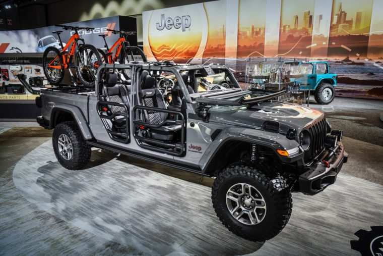 23 Best Review 2020 Jeep Gladiator Accessories Redesign and Concept by 2020 Jeep Gladiator Accessories