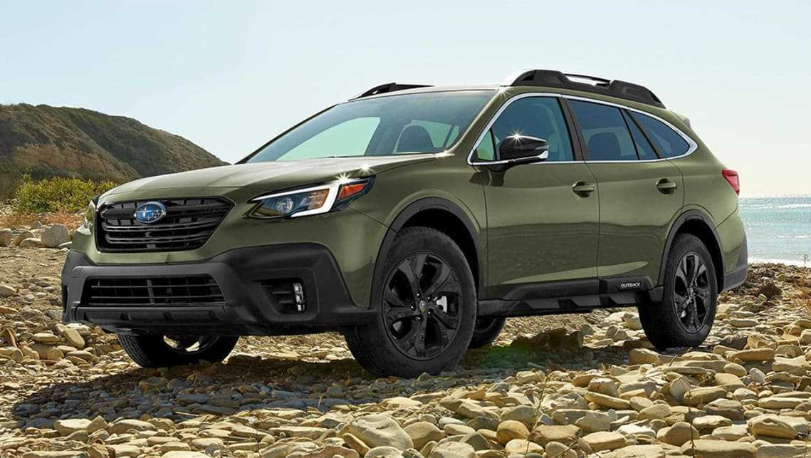 23 Best Review When Will 2020 Subaru Outback Be Available Exterior and Interior by When Will 2020 Subaru Outback Be Available