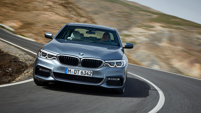23 Concept of BMW 5 Series Update 2020 Price and Review by BMW 5 Series Update 2020