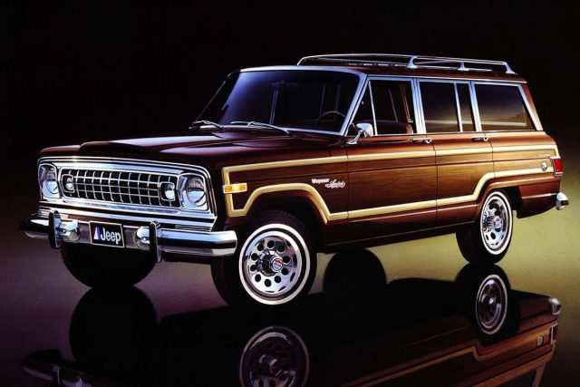 23 Concept of Dodge Wagoneer 2020 Redesign by Dodge Wagoneer 2020