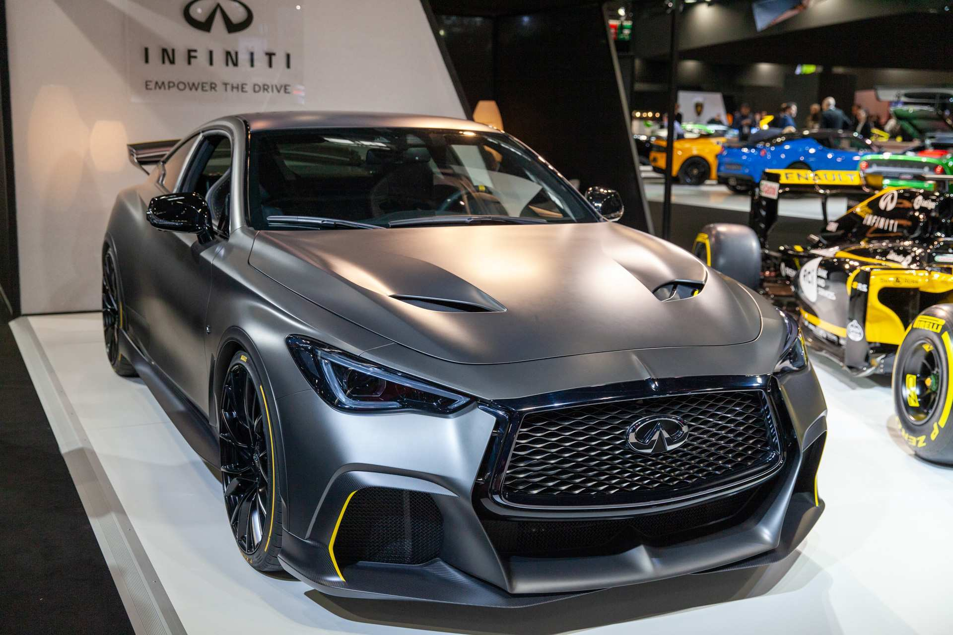 23 Concept of Infiniti Q60 2020 Wallpaper for Infiniti Q60 2020