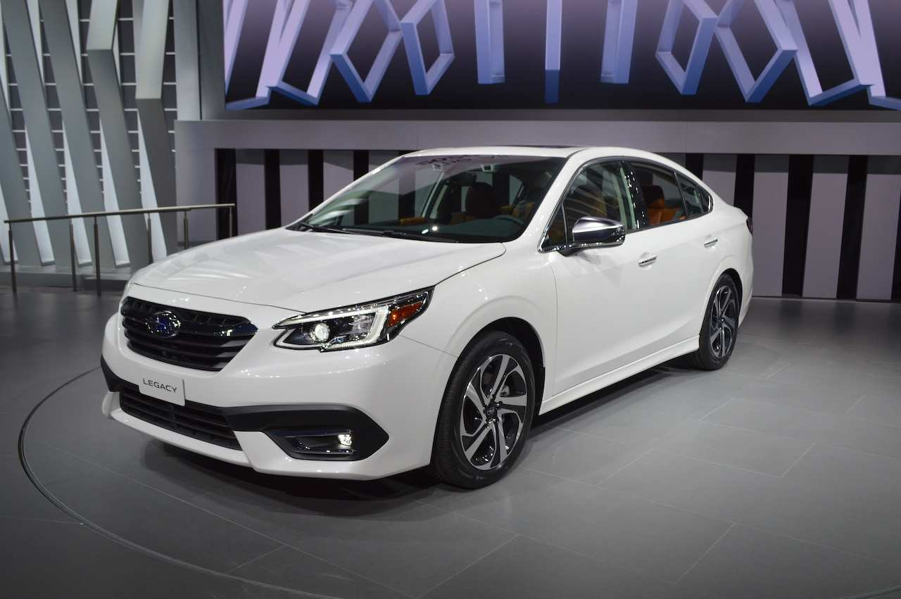 23 Concept of Subaru Legacy 2020 Japan Price for Subaru Legacy 2020 Japan