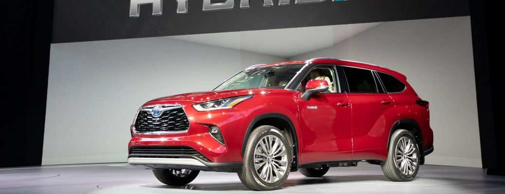 23 Great Toyota Kluger Hybrid 2020 Picture by Toyota Kluger Hybrid 2020